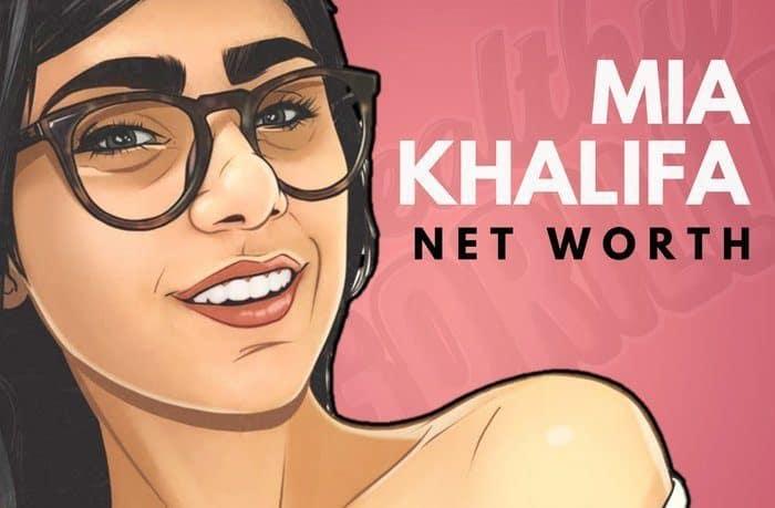 Mia Khalifa net worth