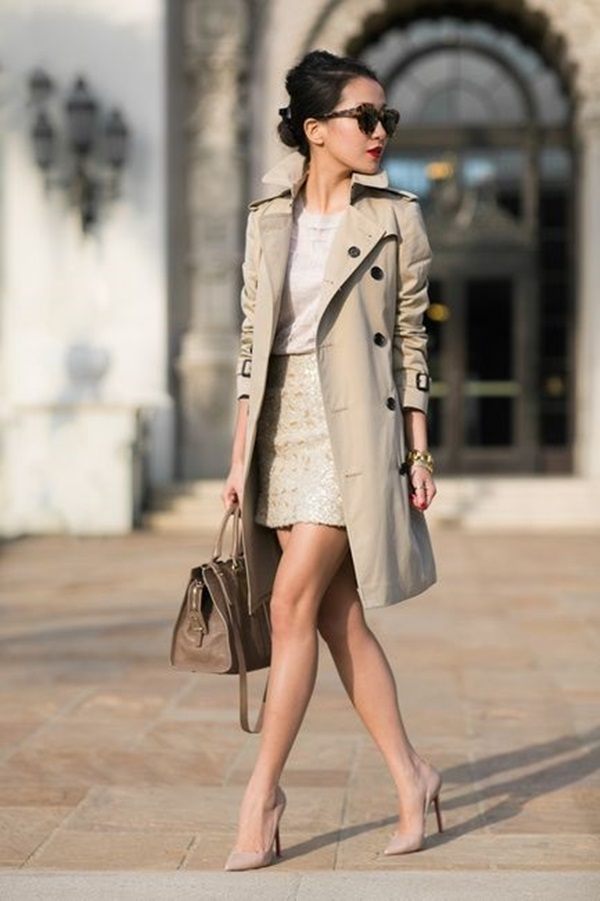 Trench Coat Love – Be Bold
