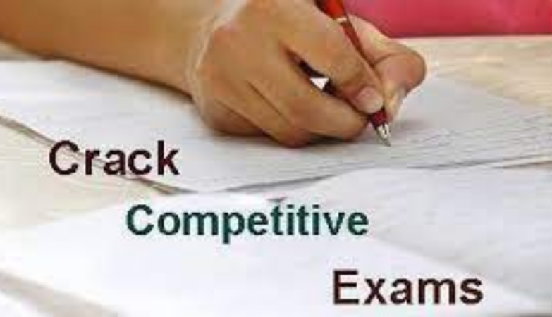 Crack Competitive Exams