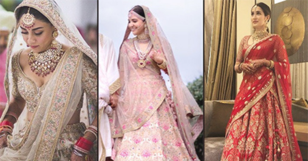 Top 5 Sabyasachi Brides You Would Love to See Again & Again