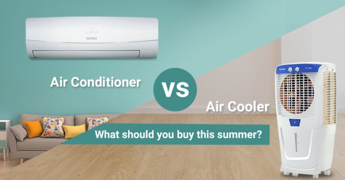 AC Or Cooler | Which One Is Right for You?