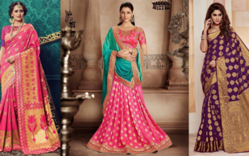 latest sarees
