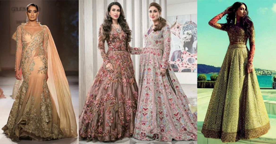 Latest Designer Gowns That Are Great For This Eid