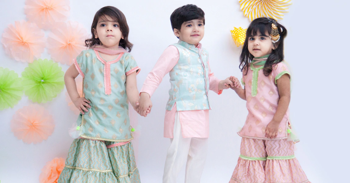 Best Ideas for Kids Ethnic Wear in Different Occasions