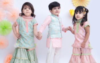 best ideas for kids ethnic wear