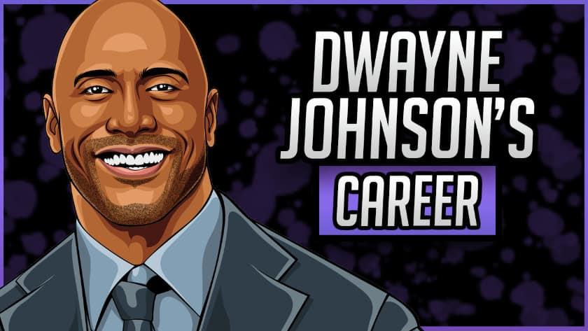 Dwayne Johnson Career