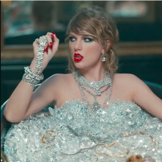 What is Taylor Swift's net worth?