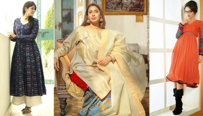 Fabrics Of Designer Kurtis