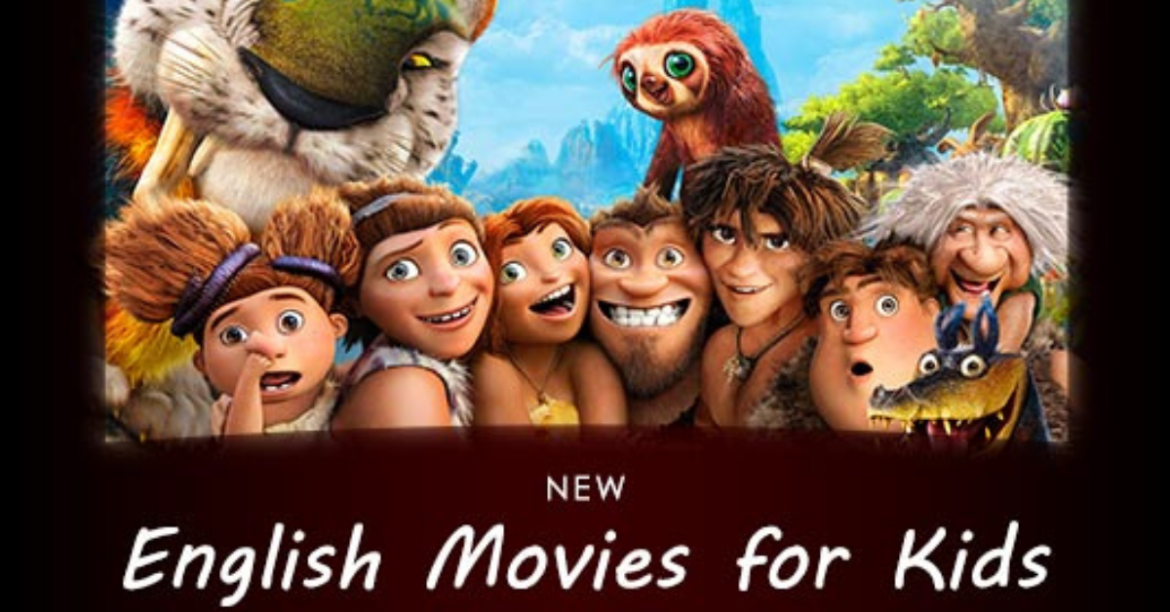Latest Top 10 English Movies for Kids