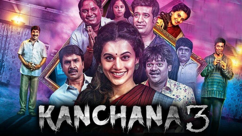 Kanchana 3 (Anando Brahma)